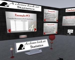 A Closer Look at Statistics