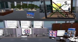 Montage of Virtual Learning Activities
