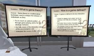 What is game theory